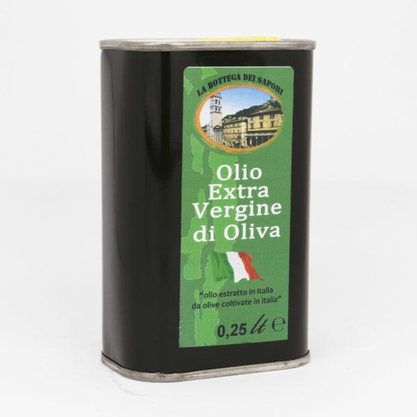 Olio Extra Vergine di Oliva 0,25lt