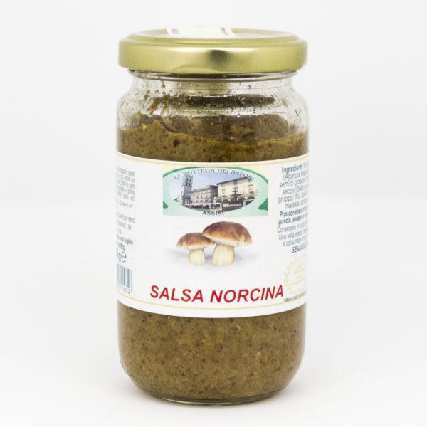Salsa norcina